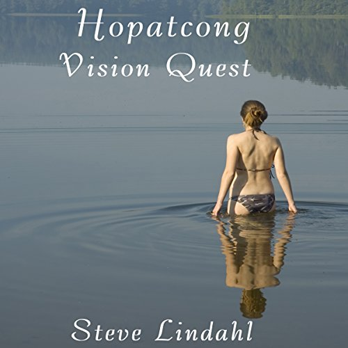 Hopatcong Vision Quest audiobook cover art