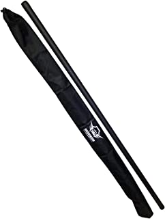 Foam Padded Training Bo Staff with Armory Carry Bag Case