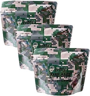 x (3 Pack) Military Leisure Emergency Rice Food Combat Ration MRE Bibimbap Beef