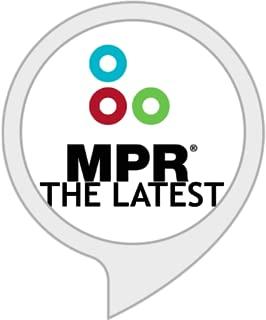 Latest MPR Story