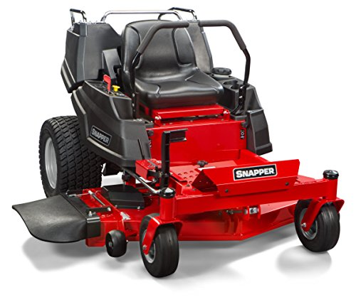 Snapper 360Z 52-Inch 25HP Briggs & Stratton V-Twin Engine Zero Turn Lawn Mower w/ Cargo Bed, 2691323