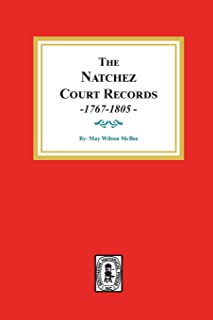 The Natchez Court Records, 1767-1805: Abstracts of Early Records.