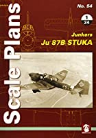 Junkers Ju 87B Stuka 1/24 (Scale Plans)