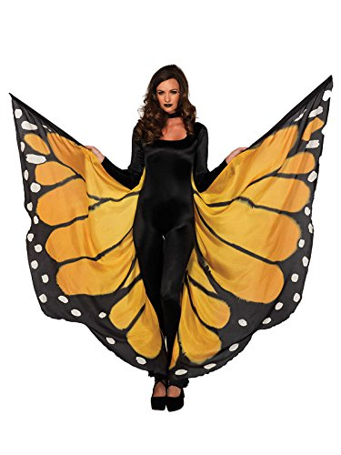 les colis noirs lcn Ailes Papillon géantes Adulte - Taille - Taille Unique - 303974