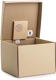 Suck UK Musical Gift Box, Brown