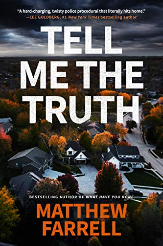 Tell Me the Truth (Adler and Dwyer Book 2)