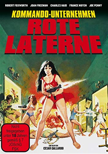Kommando-Unternehmen 'Rote Laterne' - Limited Edition