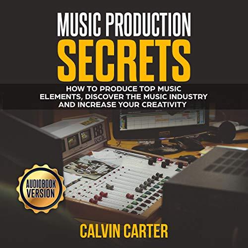 Music Production Secrets cover art