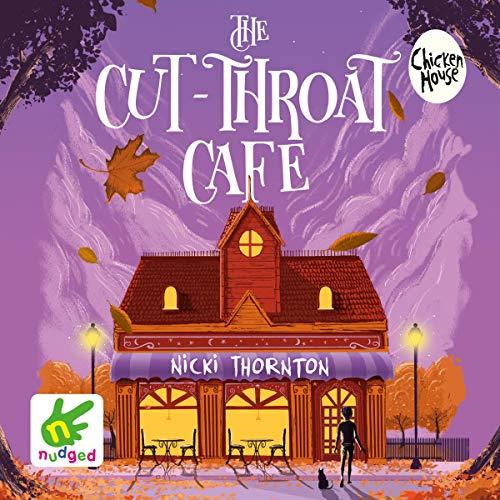 Couverture de The Cut Throat Cafe