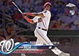 2018 Topps Update Chrome Baseball #HMT98 Juan Soto Rookie Debut Card. rookie card picture