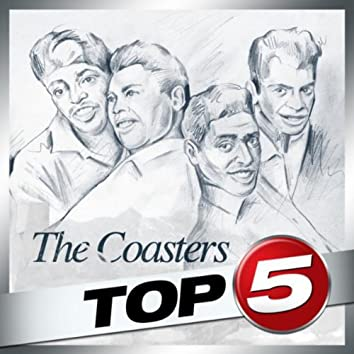 Top 5 - The Coasters - EP