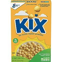 Kix, Cereal, 12 Oz
