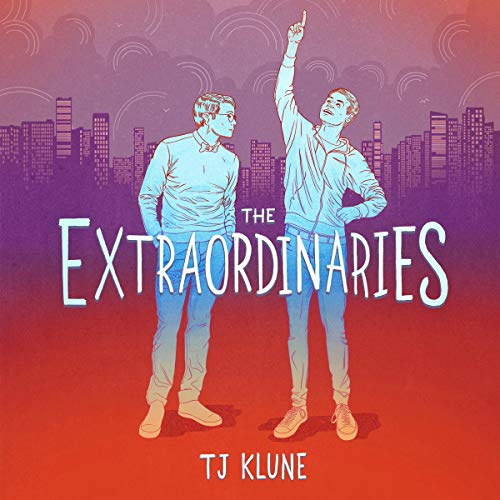 The Extraordinaries  By  cover art