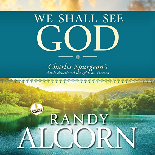 We Shall See God audiobook cover art