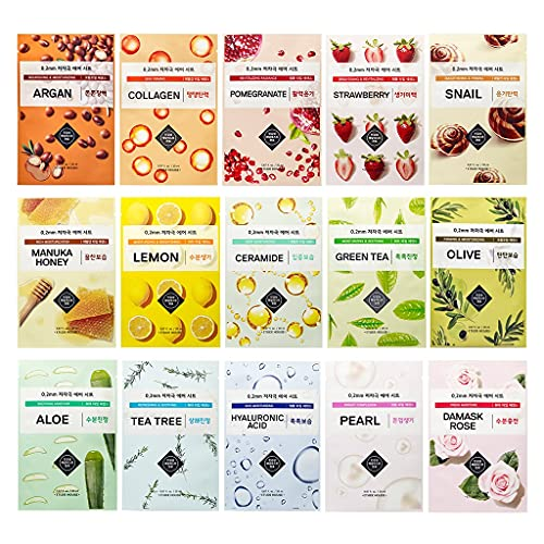 Etude House 0.2 Therapy Air Mask 15pcs ( 2016 New...