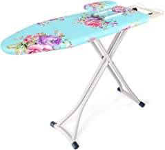 Metal Ironing Table, Multifunction With Heat-resistant Parking Area Ironing Rack Suit Shop Bedroom Home Textile Store Iron...