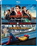 Spider-Man Far From Home & Homecoming (Blu-ray+Digital) 2 Movie Collection New