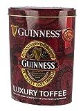 Guinness Toffees in dunkelroter Geschenkdose. 200g