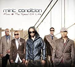 Music at the Speed of Life by Mint Condition (2012) Audio CD
