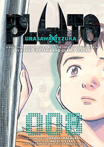 Pluto: Urasawa X Tezuka, Vol. 8: 08