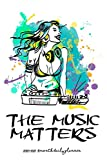 The Music Matters - 2020 - 2021 18 Month Daily Planner: DJ Techno Girl - Music is Life | January - June | Daily Organizer Calendar Agenda | 6x9 | Work ... Blank Notes Birthday Anniversary Reminder