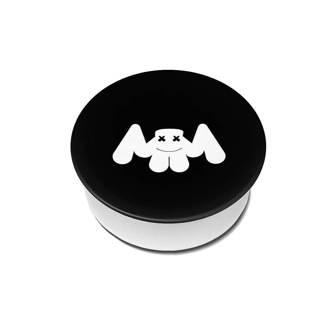 大声で角度登録Yinian 4個入リ マシュメロ Marshmello スマホリング/スマホスタンド/スマホグリップ/スマホアクセサリー バンカーリング スマホ リング かわいい ホールドリング 薄型 スタンド機能 ホルダー 落下防止 軽い 各種他対応/iPhone/Android(2pcs入リ)