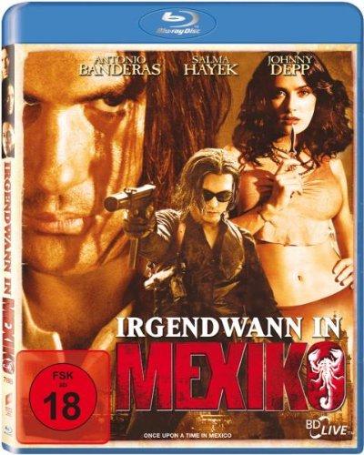 Irgendwann in Mexico [Blu-ray]