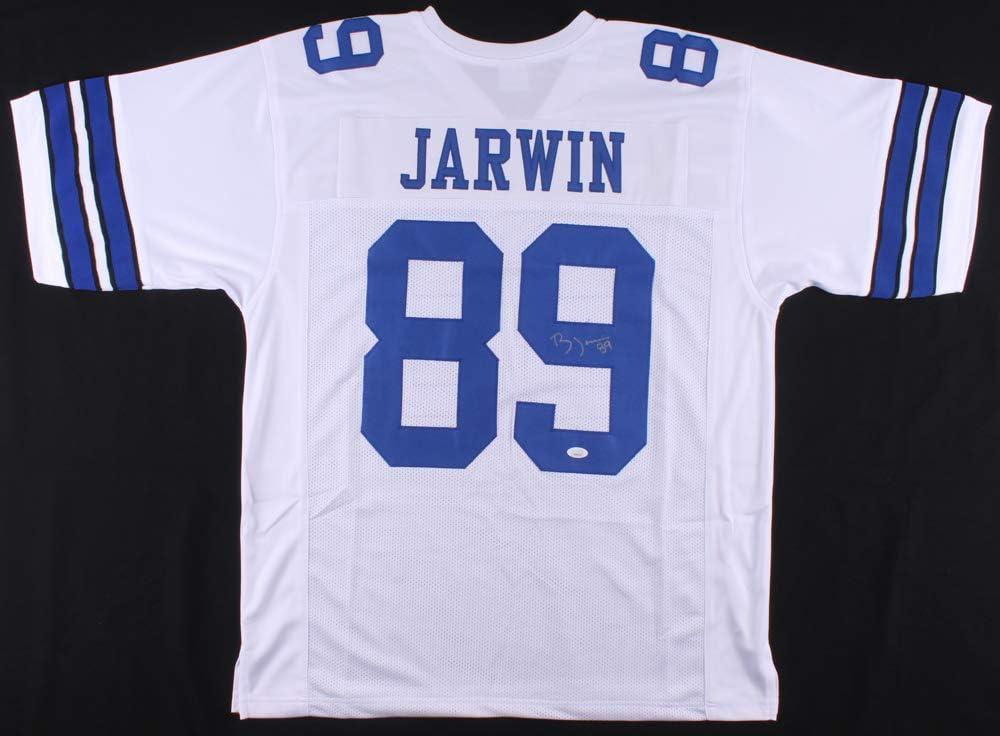 Blake Cash special Max 45% OFF price Jarwin #89 Signed Jersey COA Team JSA Dallas Football