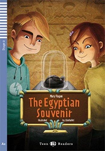 The egyptian souvenir. Con espansione online (Teen readers)