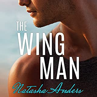 The Wingman audiobook cover art