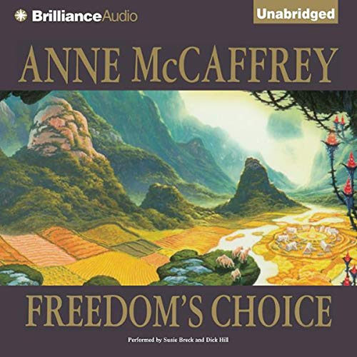 Freedom's Choice audiobook cover art