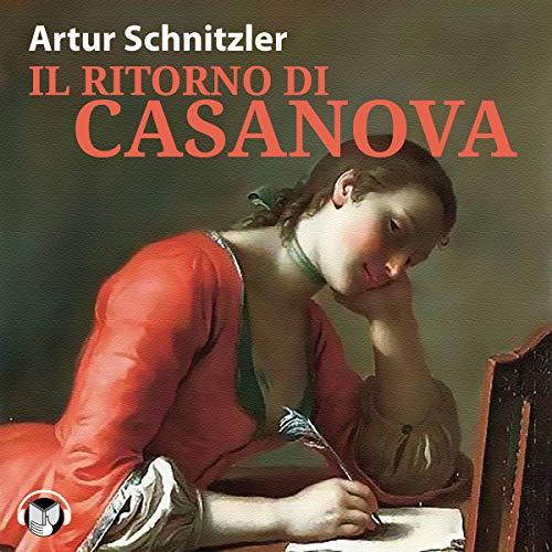 Il ritorno di Casanova audiobook cover art