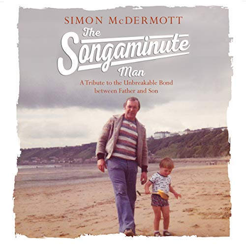 The Songaminute Man audiobook cover art