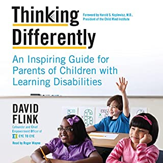 Thinking Differently audiobook cover art