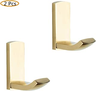 Kes A3301-4 Bathroom Lavatory 24-Inch Double Towel Bar Contemporary Titanium Gold