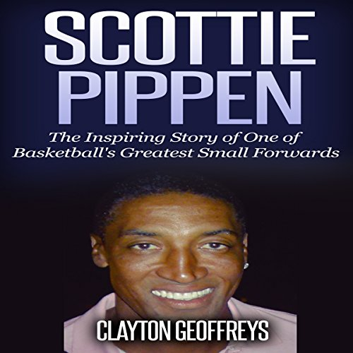 Scottie Pippen audiobook cover art