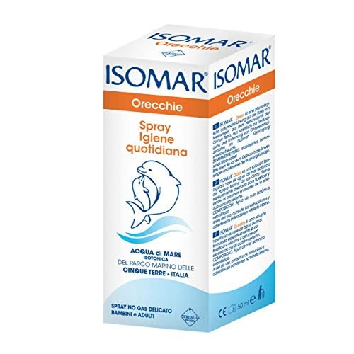 Isomar Orecchie Spray No Gas