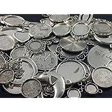 ハッピークラフト 銀古美ミール皿 約20種類 100枚セット