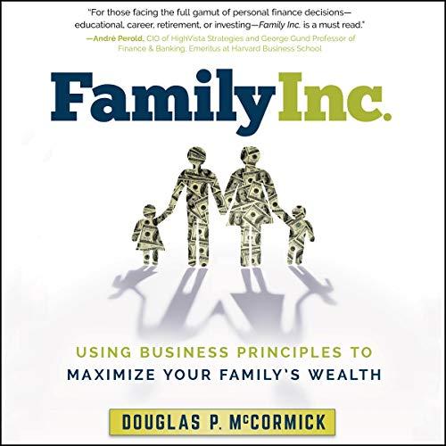 Family Inc. cover art