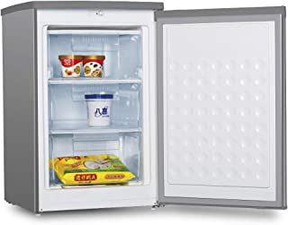comprar comparacion CONGELADOR VERTICAL CV-88IX INOX INFINITON (A++, Puerta reversible, Termostato regulable, Independiente)