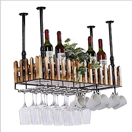 Wall-Mounted Wine Glass Holder, ...