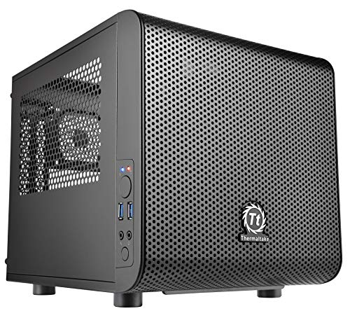 Thermaltake Core V1 SPCC Mini ITX Cube...