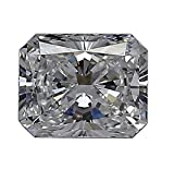 GIA Certified Radiant Cut Natural Loose Diamond 3.01 Carat G Color SI1 Clarity - 3 Ct