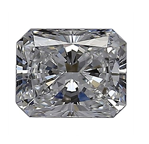 GIA Certified Radiant Cut Natural Loose Diamond 5.02 (5 Carat) K Color SI2 Clarity