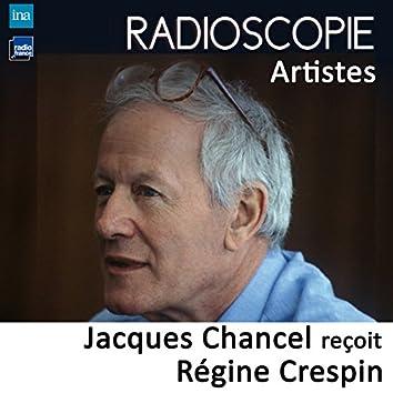 Radioscopie (Artistes): Jacques Chancel reçoit Régine Crespin