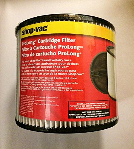 Shop Vac 903-04 Wet/Dry Cartridge Filter