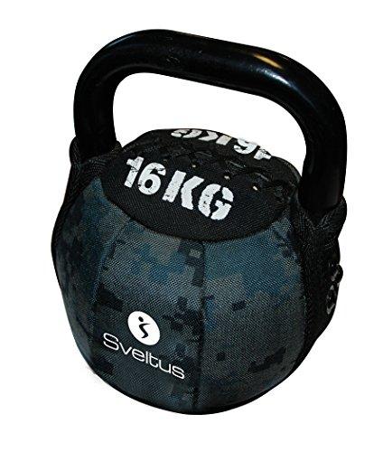 Sveltus Soft - Pesa Rusa, 16 kg
