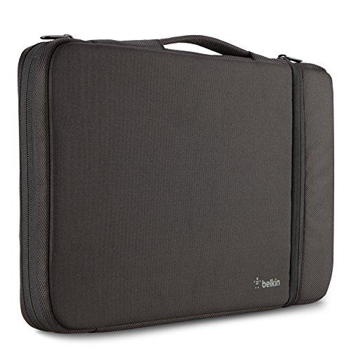 Belkin B2A070-C01 Notebooktasche 27,9 cm (11 Zoll) Notebook-Hülle Schwarz - Notebooktaschen (Notebook-Hülle, 27,9 cm (11 Zoll), Schwarz)