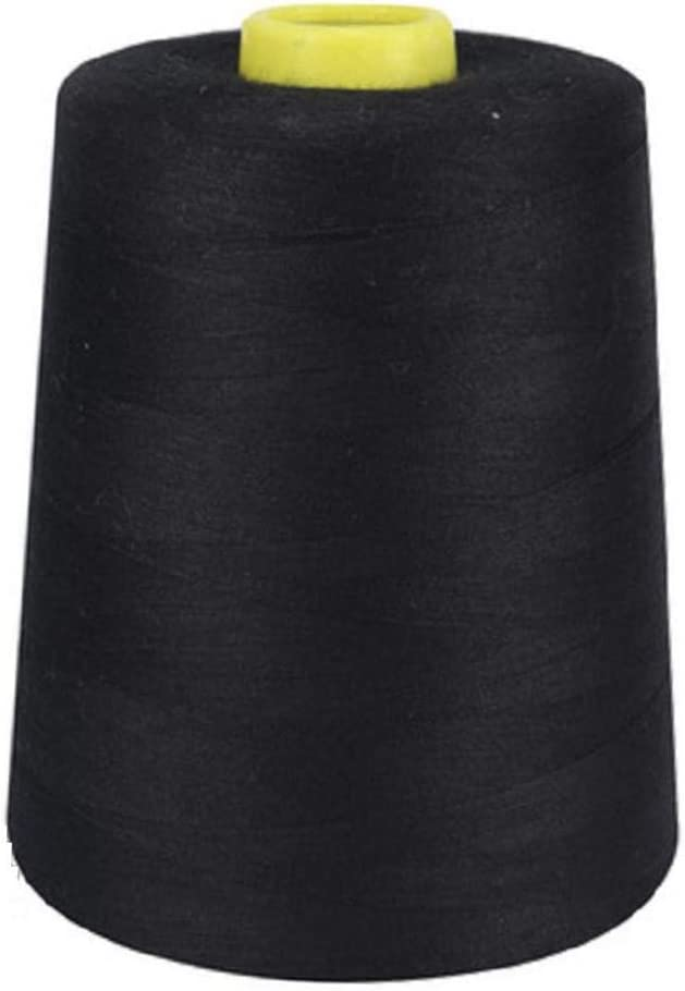 Black Raleigh Mall All Purpose Thread Soldering 200 Yards Spool Repairs Sewing for and
