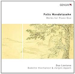 Mendelssohn Piano. Duo Lontano